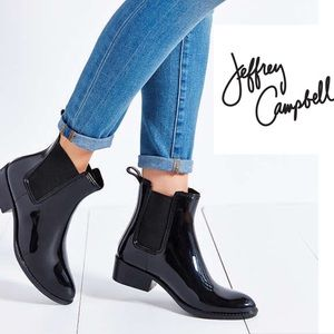 Classic Jeffrey Campbell Booties